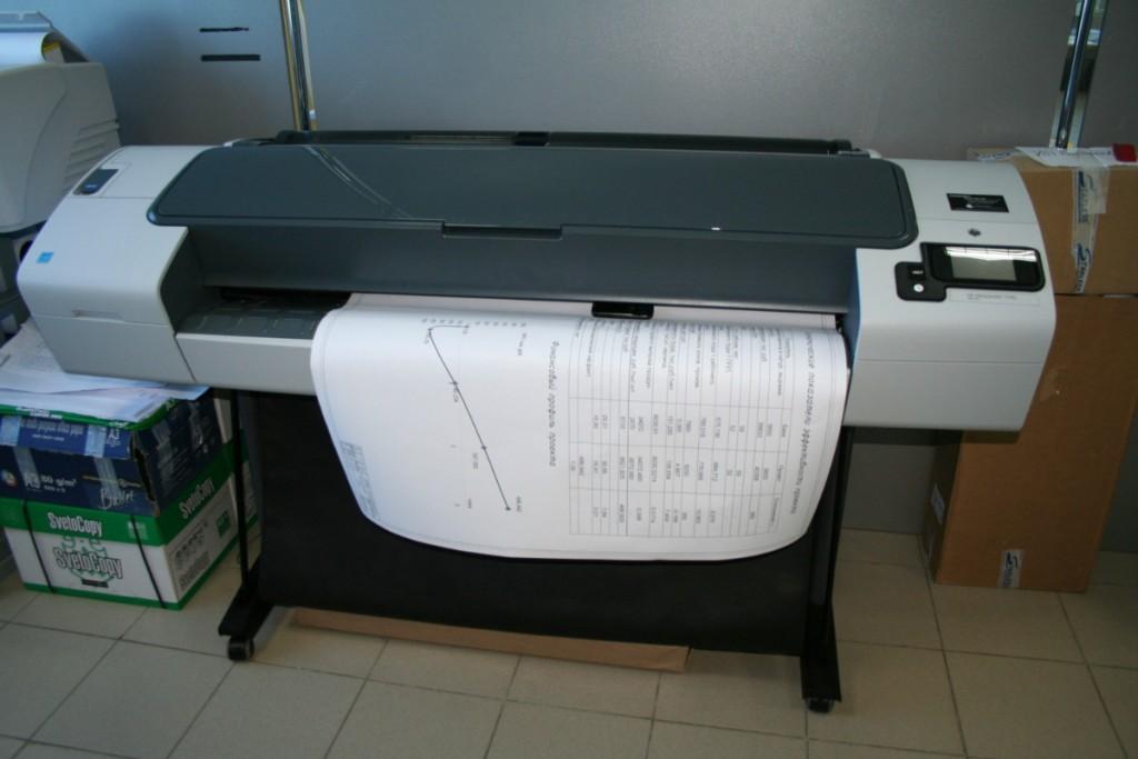 Как сделать плакатную печать hp
